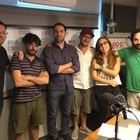 Ariel Pennisi conversando sobre Osvaldo Bayer en Radio Con Vos, con Alejandro Bercovich