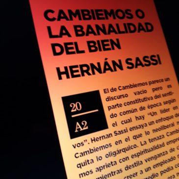 Hernan Sassi, en «Vayan a laburar» AM750